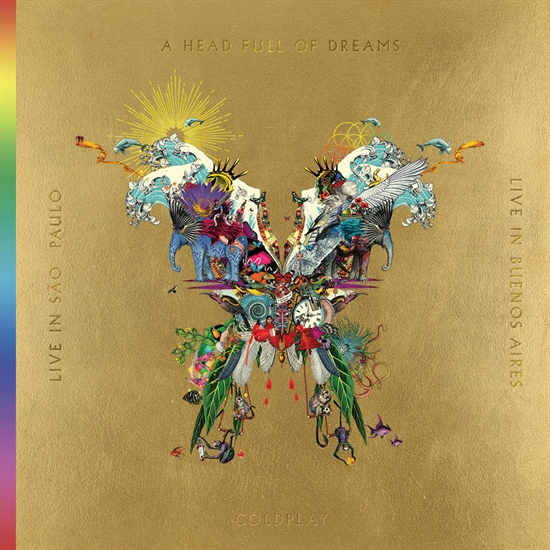 Coldplay: The Butterfly Package (2xCD/2xDVD)