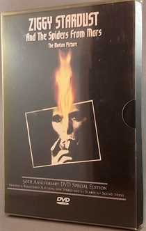 Bowie, David: Ziggy Stardust - The Motion Picture (DVD)