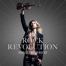 Garrett, David: Rock Revolution (CD)