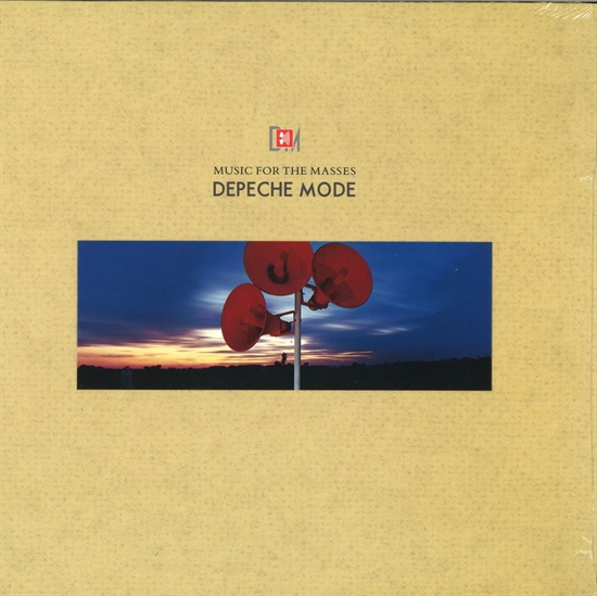 Depeche Mode: Music For The Masses (Vinyl)