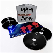 Depeche Mode: Spirits In The Forest Boxset (2xCD/2xBlu-Ray)