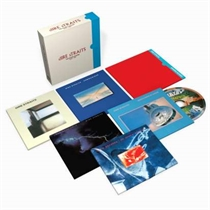 Dire Straits: The Studio Albums 1978-1991 (6xCD)