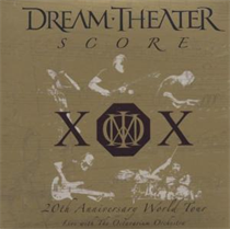 Dream Theater: Score - 20th Anniversary World Tour (3xCD)