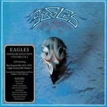 Eagles: Their Greatest Hits Volumes 1 (2xCD)