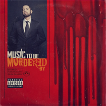 Eminem: Music To Be Murdered By (CD)