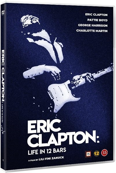 Clapton, Eric: Life In 12 Bars (DVD)