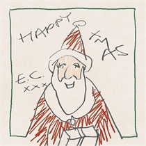 Clapton, Eric: Happy Xmas (CD)