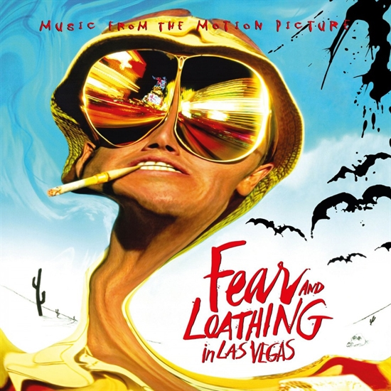 Soundtrack: Fear And Loathing In Las Vegas (2xVinyl)
