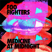 Foo Fighters: Medicine At Midnight (CD)