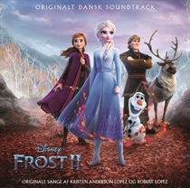 Soundtrack: Frost 2 Dansk (CD)