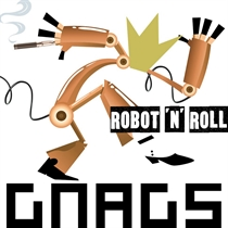 Gnags: Robot'n'Roll (Vinyl)