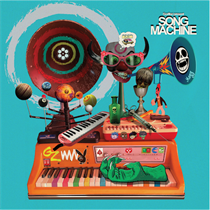 Gorillaz: Song Machine - Season One - Strange Timez (CD)