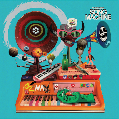 Gorillaz: Song Machine - Season One - Strange Timez (Vinyl)