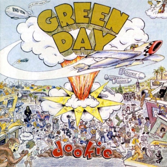 Green Day: Dookie (CD)