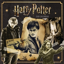 Harry Potter: Calendar 2019