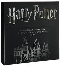 Soundtrack: Harry Potter Movies I-V Boxset (10xVinyl)
