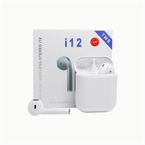 Earpods - i12TWS White