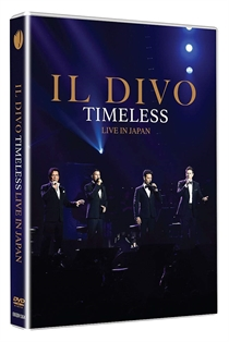 Il Divo: Timeless Live in Japan (DVD)