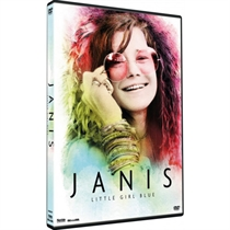 Joplin, Janis: Little Girl Blue (DVD)