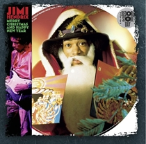 Hendrix, Jimi: Merry Christmas And Happy New Year (Vinyl)