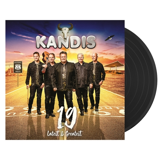 Kandis: 19 - Greatest & Latest (Vinyl)