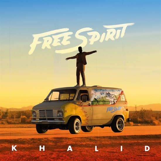 Khalid: Free Spirit (CD)