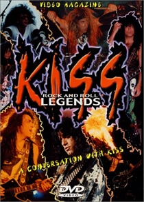 Kiss: Rock N Roll Legends (DVD)