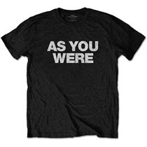 Gallagher, Liam: As You Were T-shirt