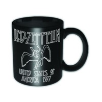 Led Zeppelin: 77 USA Tour Mug