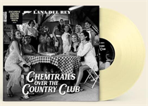 Del Rey, Lana: Chemtrails Over The Country Club Ltd. (Yellow Vinyl)