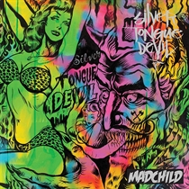 Madchild: Silver Tongue Devil (CD)