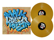 Malk de Koijn: Toback To The Fromtime Ltd. (GULD - 2xVinyl)