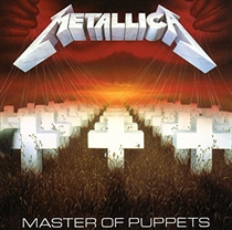 Metallica: Master Of Puppets (CD)