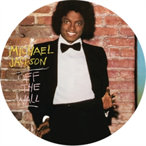 Jackson, Michael: Off the Wall (Picture Disc Vinyl)