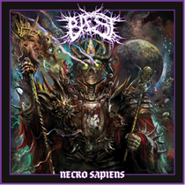 Bæst: Necro Sapiens Ltd. (CD)