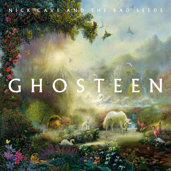 Cave, Nick & The Bad Seeds: Ghosteen (2xVinyl)