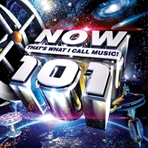Diverse Kunstnere: NOW That's What I Call Music 101 (2xCD)
