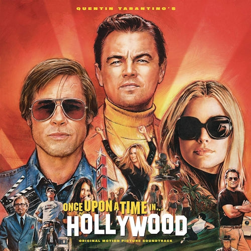 Soundtrack: Once Upon A Time In Hollywood (CD)
