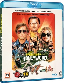 Once Upon A Time In Hollywood (Blu-Ray)