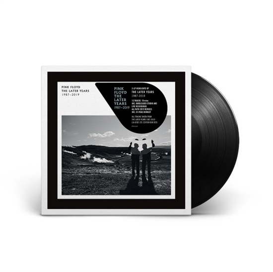 Pink Floyd: The Later Years 1987 - 2019 (2xVinyl)