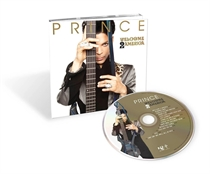 Prince: Welcome 2 America (CD)