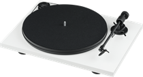 Pladespiller: Pro-Ject Primary E White