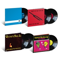 Queens Of The Stone Age: Vinyl Bundle (7xVinyl) - INKL. FRI FRAGT