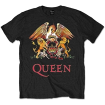 Queen: Classic Crest T-shirt XL