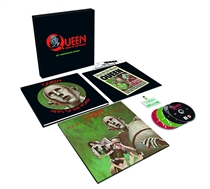 Queen: News Of The World Super Deluxe Edition (3xCD+DVD+Vinyl)