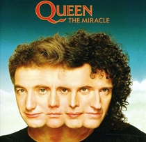 Queen: The Miracle (CD)
