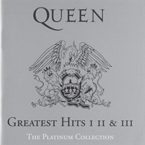 Queen: The Platinum Collection (3xCD)