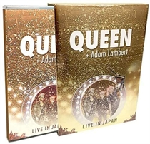 Queen & Adam Lambert: Live In Japan (2xBlu-Ray)