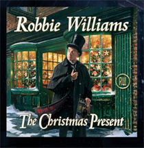 Williams, Robbie: The Christmas Present Dlx (2xCD)