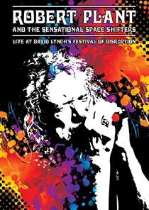 Plant, Robert: Live At David Lynch's Festival Of Disruption (DVD)